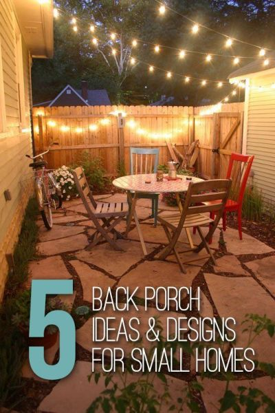 small back porch patio ideas 25+ best ideas about Small back porches on Pinterest