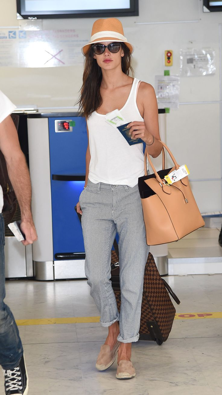 Alessandra Ambrosio knows h