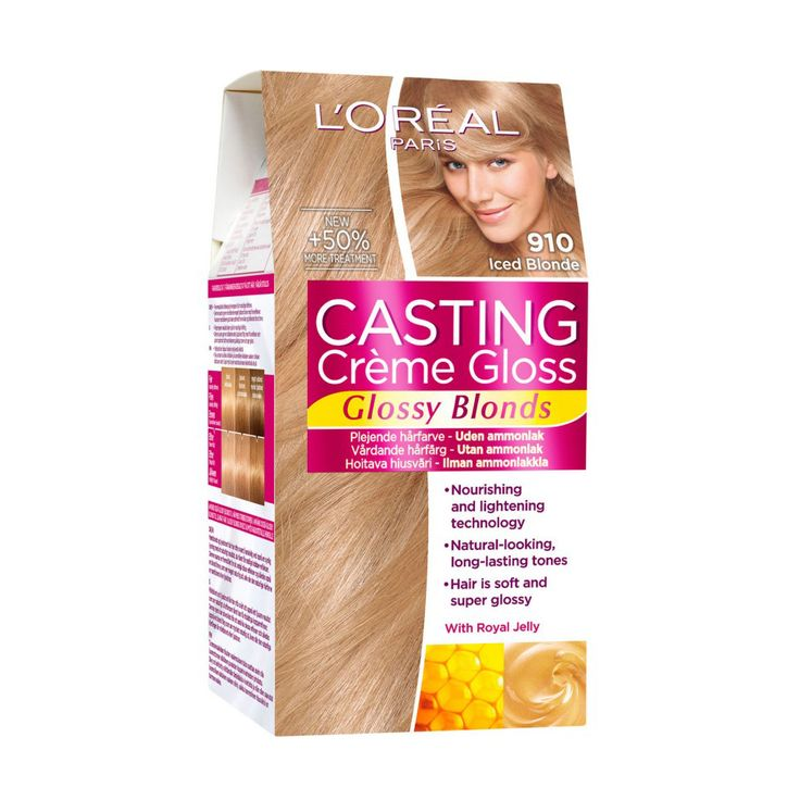 Casting Loreal No Ammonia Hair Color Images
