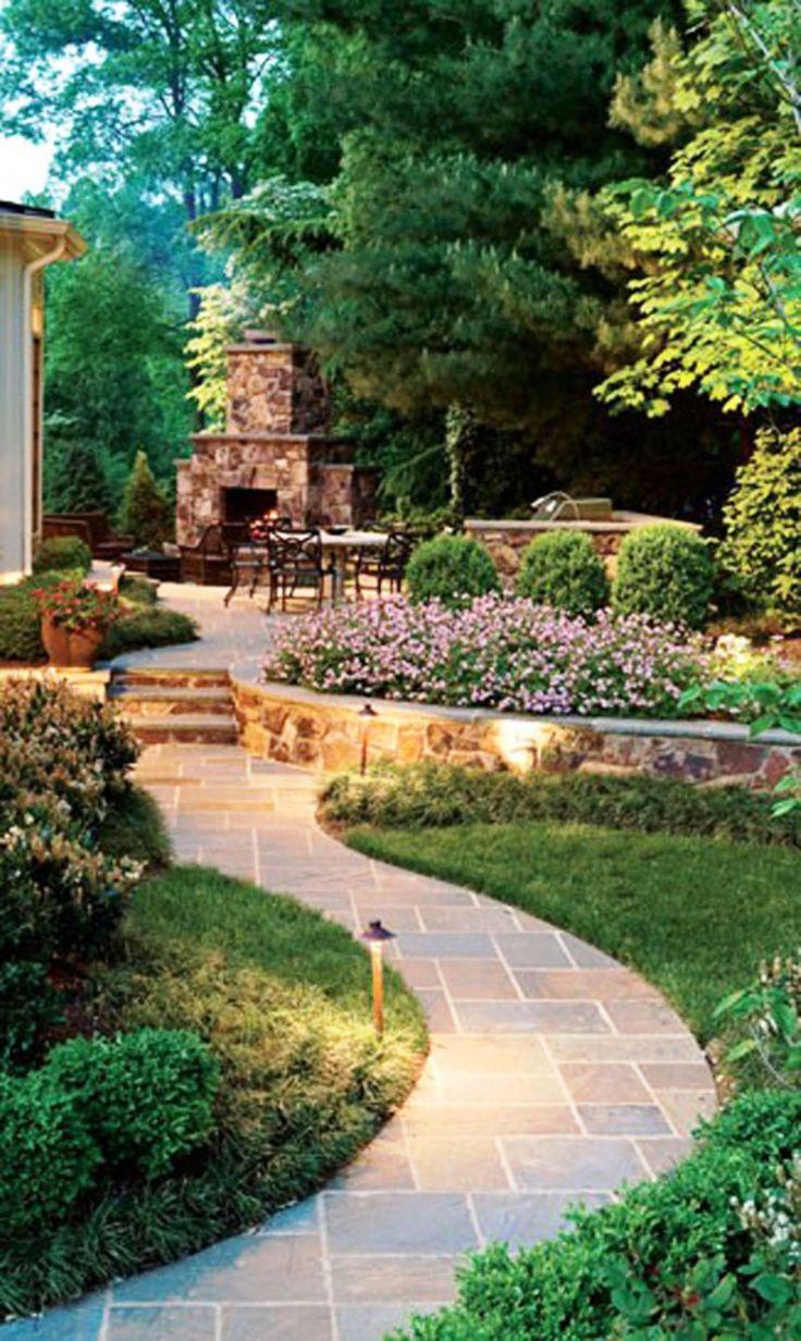 small front yard garden design ideas