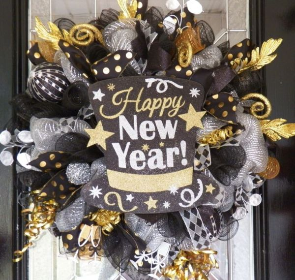 17 Best ideas about New Years Decorations on Pinterest ...