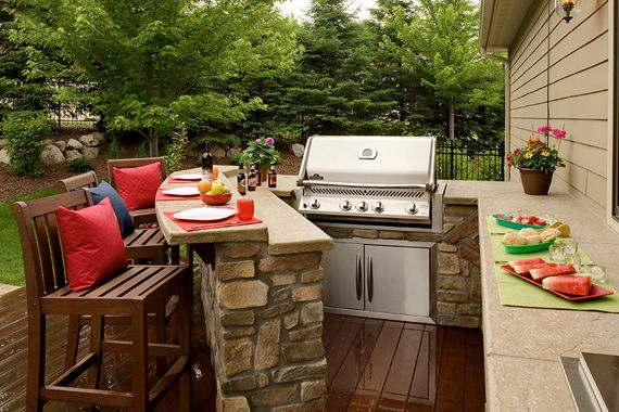 1000 images about outdoor kitchen on wooden deck on pinterest wood decks decks and grill station on outdoor kitchen on deck id=75116
