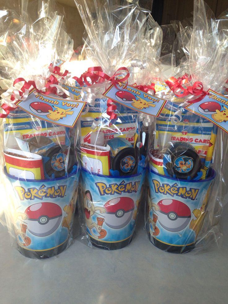 Pokemon Gift Bags Ideas