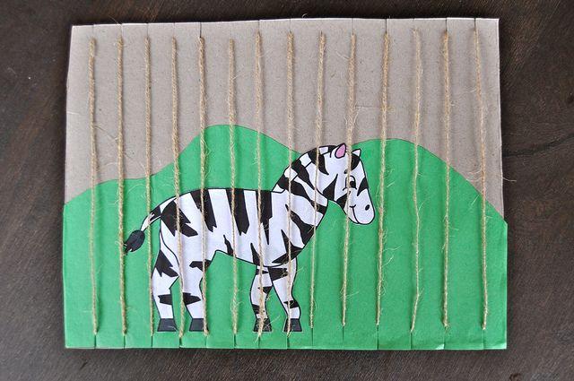 Zoo Crafts Preschoolers