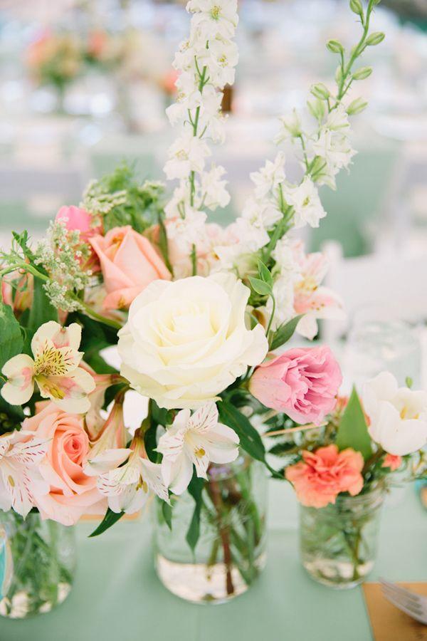 25 Best Ideas About Pink Flower Centerpieces On Pinterest