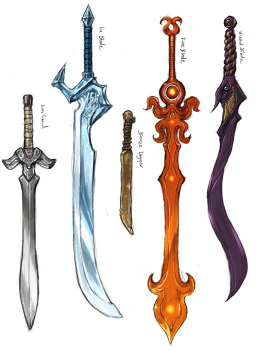 17 Best Images About Swords Daggers And Other Cool