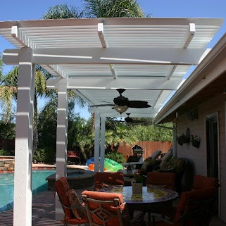 20 best images about Patio Overhang on Pinterest | Patio ... on Backyard Overhang Ideas  id=83612
