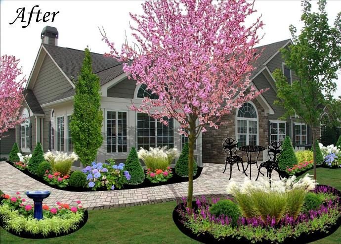 17 Best Ideas About Front Yards On Pinterest