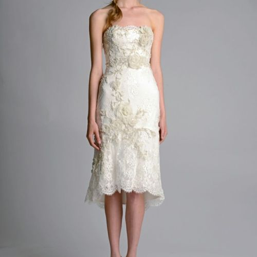 short cream colored wedding dresses gommap blog