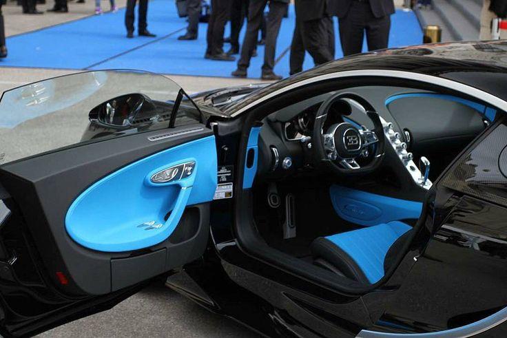 One Fine Interior Photo By Austrianexoticcars Bugatti