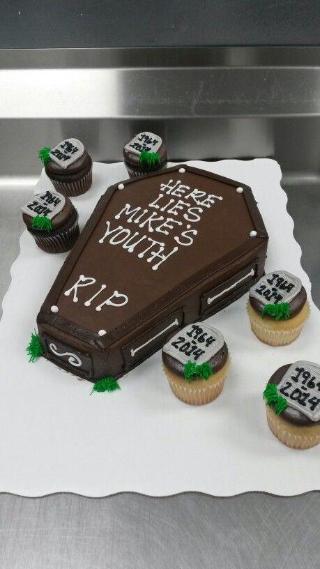 Over The Hill Cake I Made Cakes I Made Pinterest
