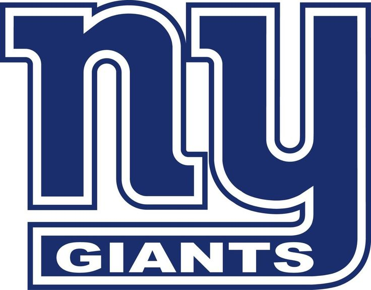 New York Giants Wall Decals