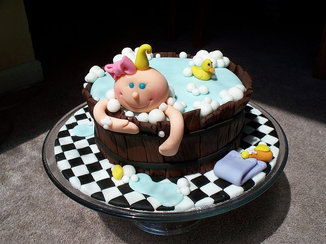 80 Best Images About Baby Cake On Pinterest Baby Cakes