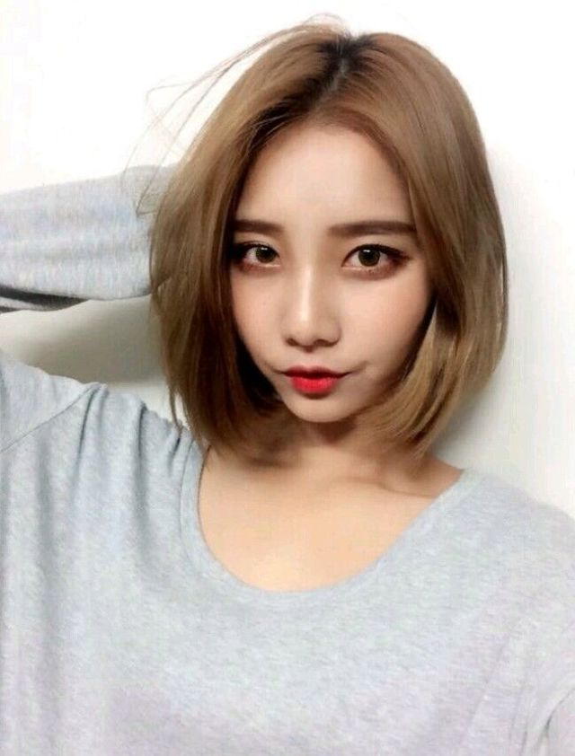 Best 25 Korean  Hair  Color ideas on Pinterest Korean