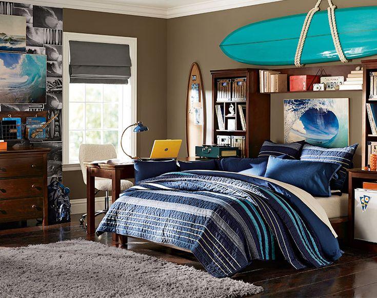 Teenage Guys Bedroom Ideas | Basketball Lover | PBteen ... on Teenage Guys Small Room Ideas For Guys  id=46022
