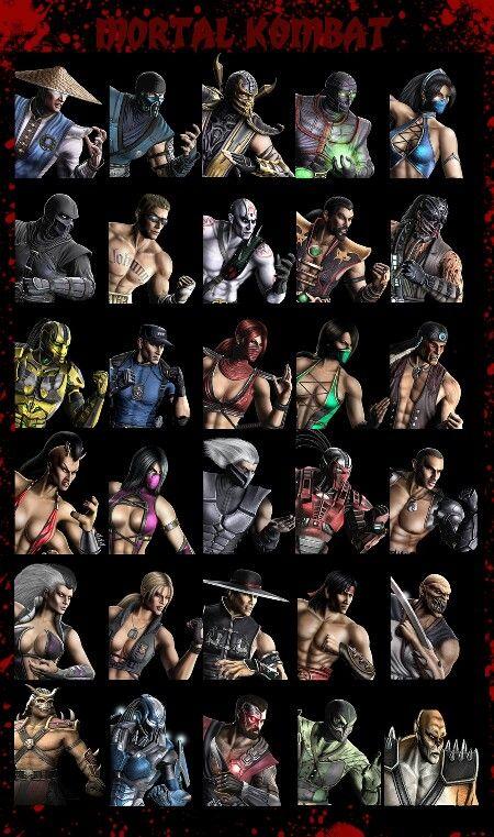 17 Best Ideas About Mortal Kombat Art On Pinterest