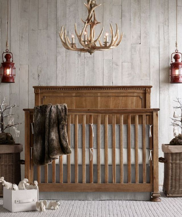 Image Result For Antler Chandelier For Baby Room