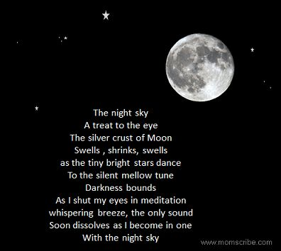 poems about night by famous poets - Google Search | Night ...
