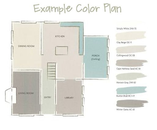 a whole house paint color plan paint colors lakes and house on lake house interior color schemes id=60829