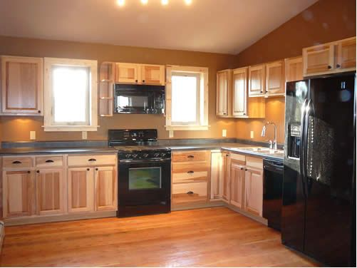 141 best kitchens with black appliances images on pinterest on kitchen remodel appliances id=92371