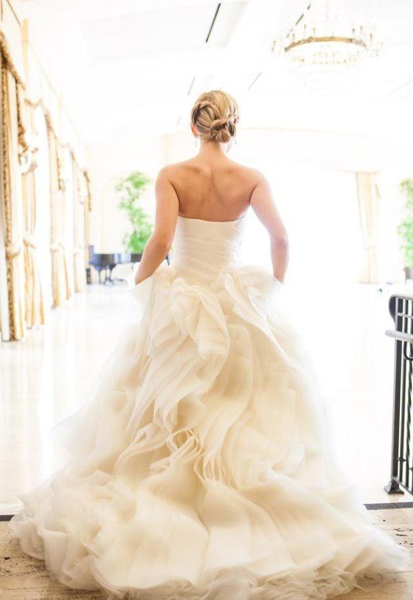Elegant California Wedding with Sophisticated Décor   Vera ...
