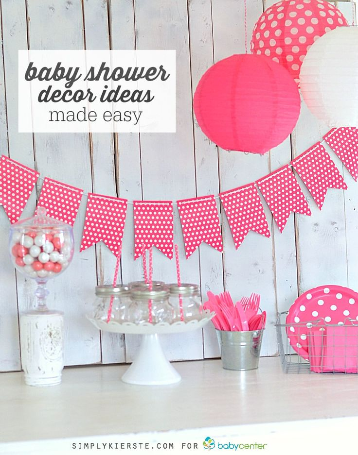 256 Best Images About Beautiful Baby Showers On Pinterest
