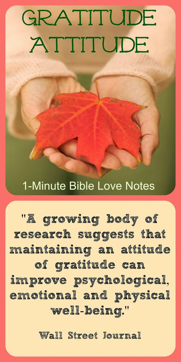 having a gratitude attitude is good for our emotional on wall street journal login id=92151