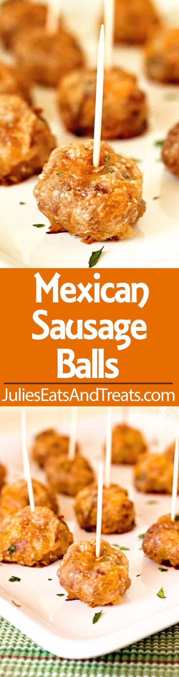17 Best ideas about Sausage Balls on Pinterest   Party ...