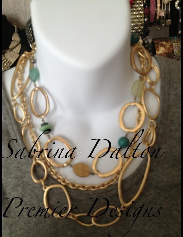 Key Necklace Premier Designs
