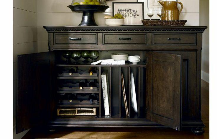 Universal Furniture Credenza Hutch