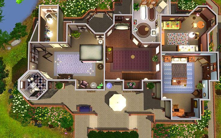 Mod The Sims - Alcester House - Modern Mock Tudor 3