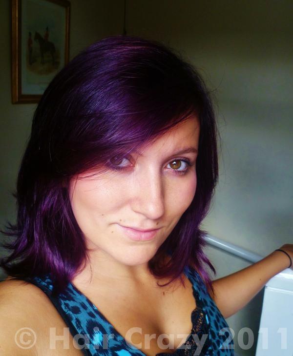 NRage Purple Plum Hair Pinterest Colors Bleach And