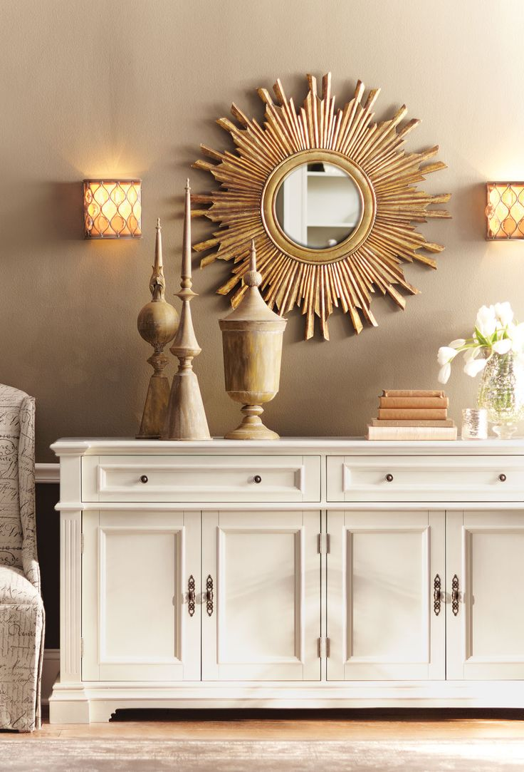 128 best images about mirrors over buffets lamps on on mirror wall id=33881