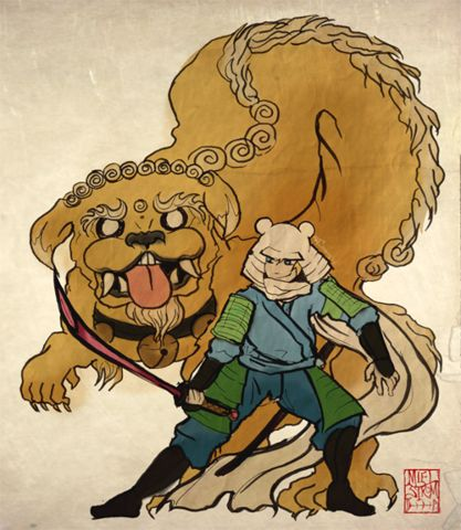 Medieval Ukiyo E Videogames Adventure Time Adventure And As