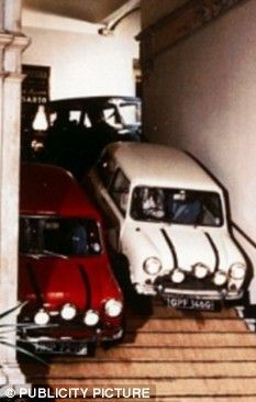 17 Best Images About The Italian Job 1969 Minis And