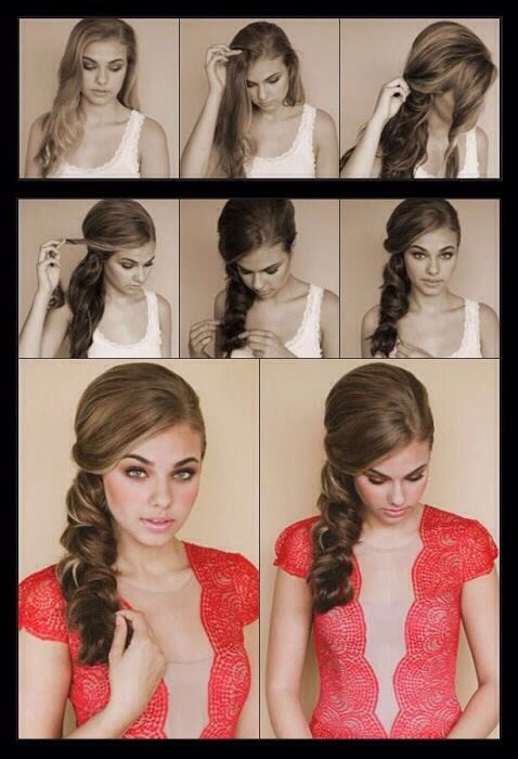 Hair Idea (maybe wedding hair)