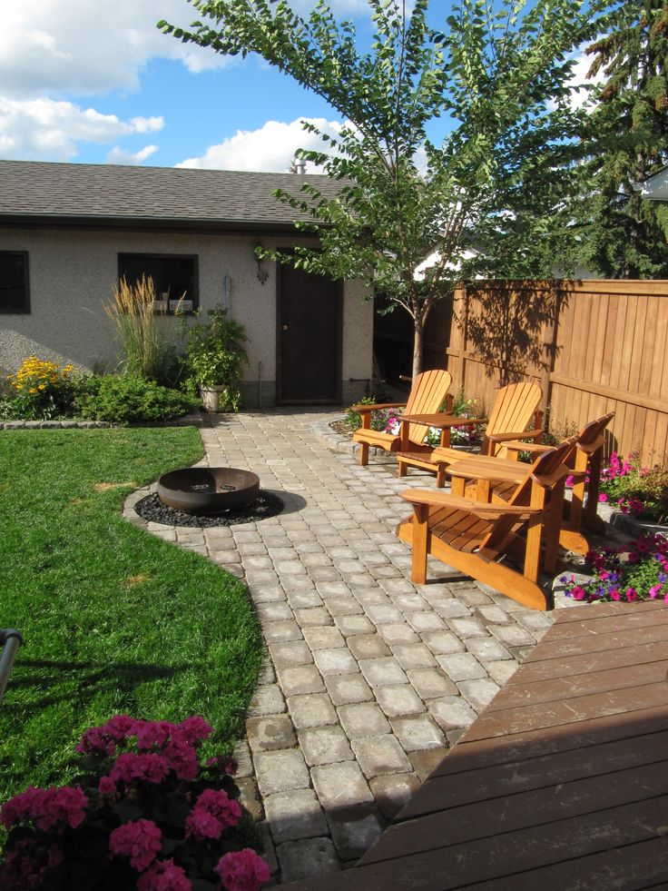 307 best Stone patio ideas images on Pinterest on Rock Patio Designs  id=22094