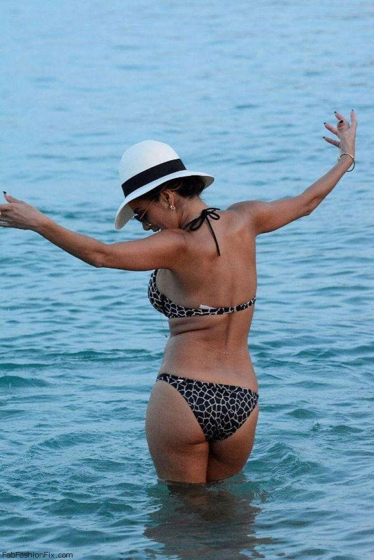 Nicole Scherzinger Bikini Style In Mykonos Greece June