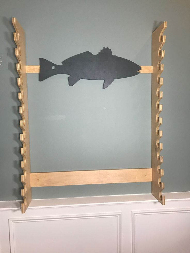 25 Best Ideas About Rod Rack On Pinterest Fishing Rod Rack Pole Holders And Fishing Storage