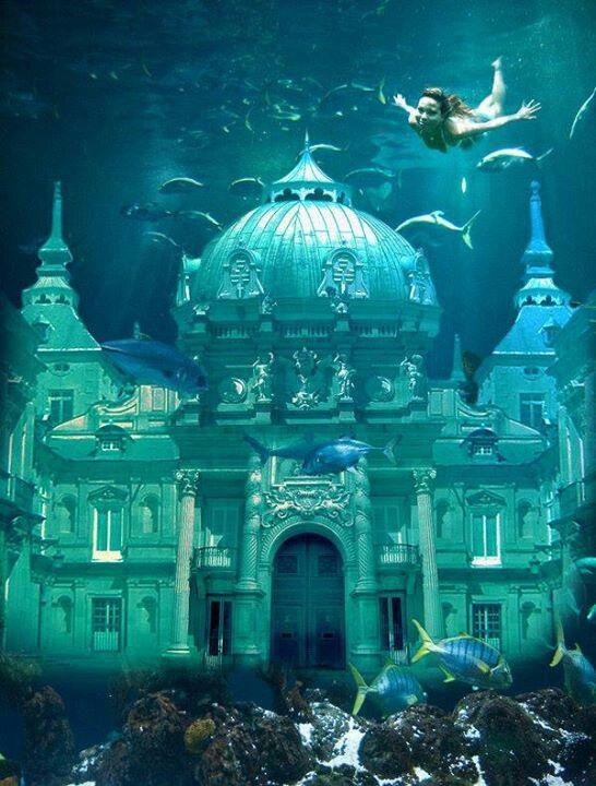 Atlantis   Art of varieties   Pinterest   Atlantis, Lost ...