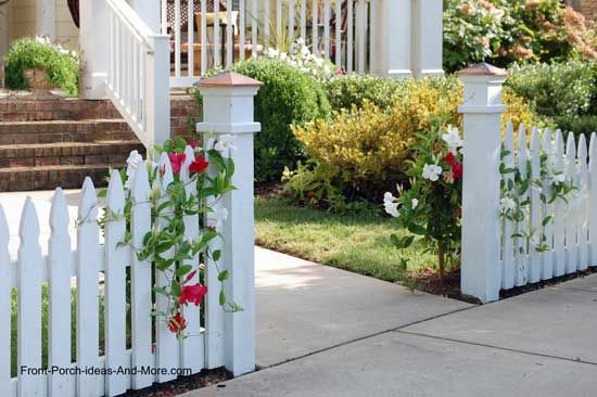 17 Best Images About Picket Fence Love On Pinterest