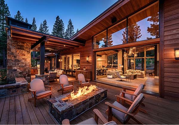 17 Best Ideas About Mountain Home Exterior On Pinterest