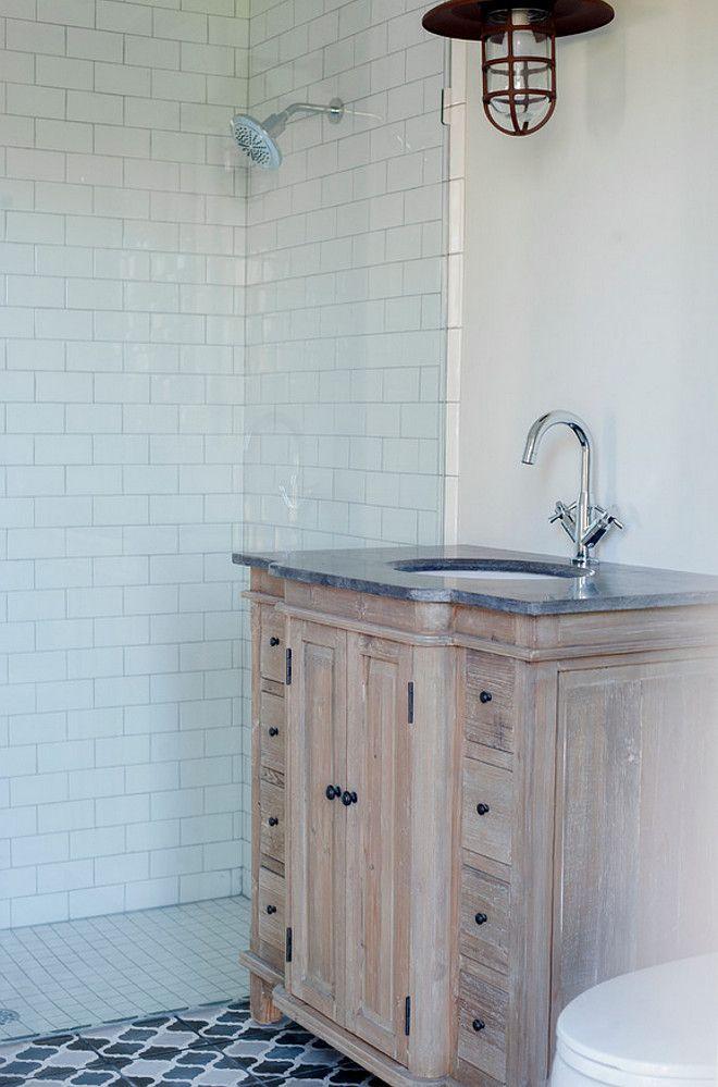 Best 25 Whitewash Cabinets Ideas On Pinterest