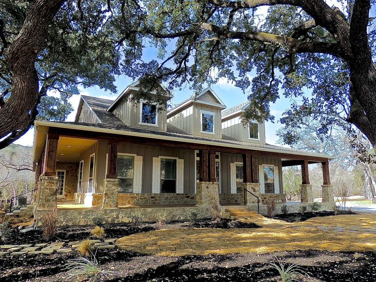 Texas Hill Country Farmhouse | Texas Hill Country Dream Home – 1608 High Lonesome, Leander