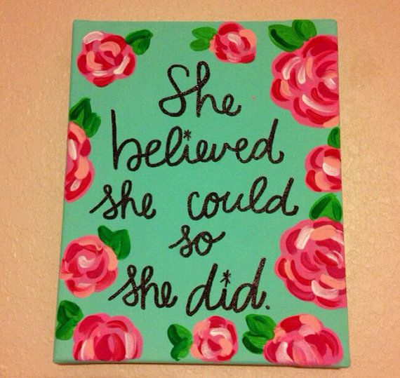 Lilly Pulitzer Inspired Quo