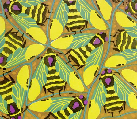 EA Seguy | Bee Stuff | Pinterest | Patterns, Poster and I love