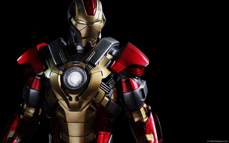 Image Result For Wallpaper Android Iron Man Hd