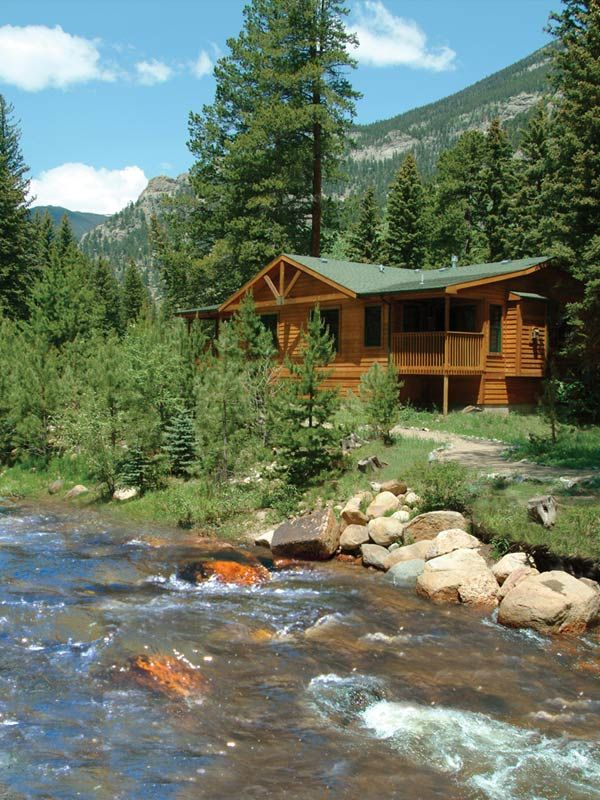Cabin Park Estes Rentals