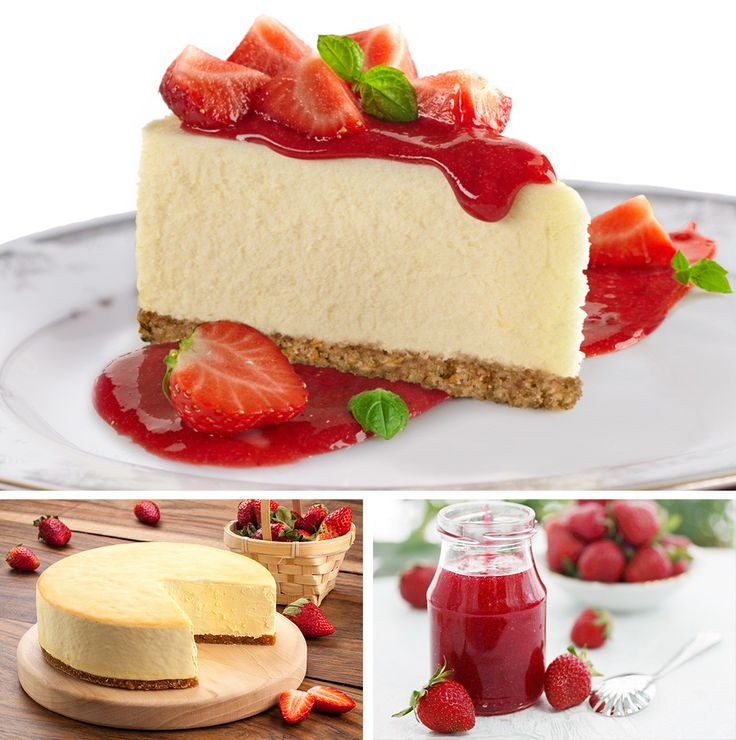 "SAME TASTE AS REGULAR CHEESECAKE ""We taste tested non-vegan and non-lactose intolerant consumers. Th"