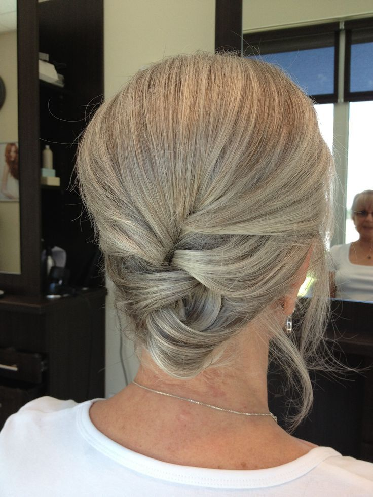 Updo Hairstyles For Women Over 50 Best Updo Ideas